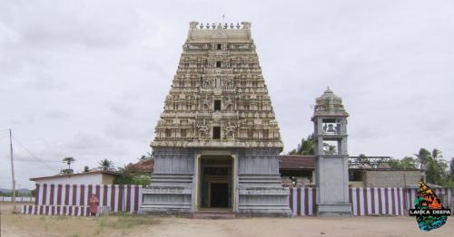 Aathi Koneswaram Temple in Sri Lanka: A Place of Worship