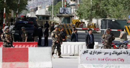 More Than 50 Killed In Explosion At East Afghanistan Mosque